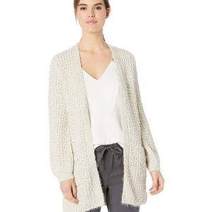 BB Dakota Chunky Knit Open Front Cardigan Size XS